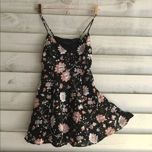 AEO dress with back detail.